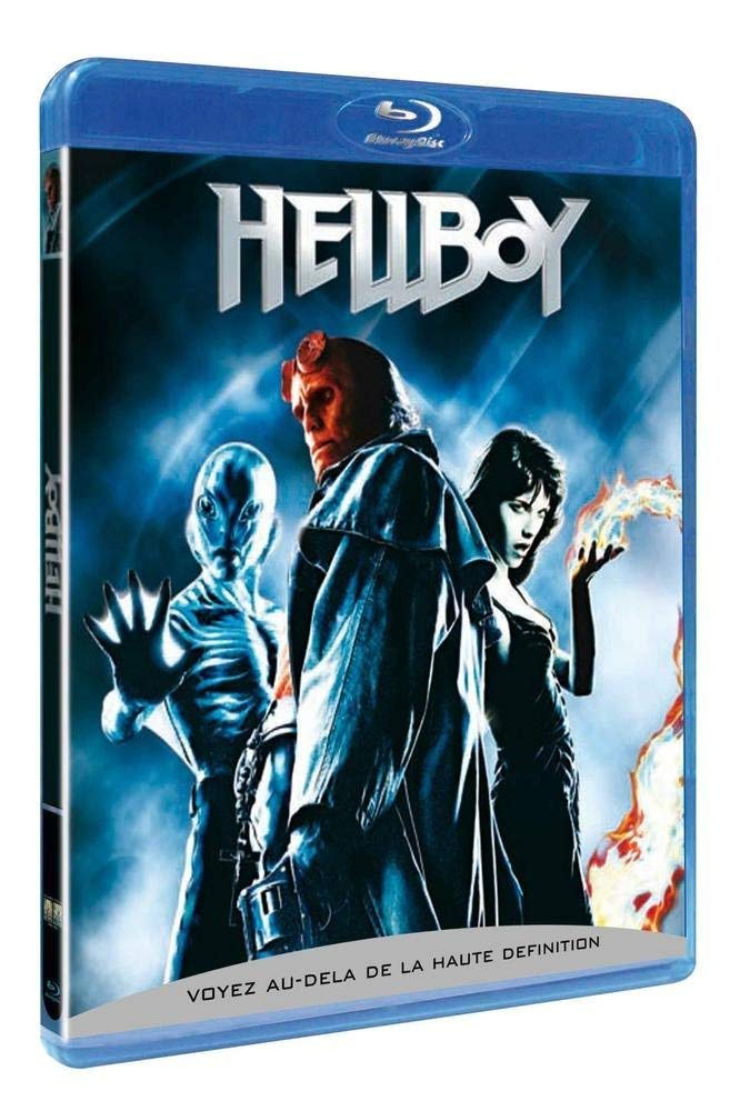 Hellboy [Francia] [Blu-ray]: Amazon.es: Ron Perlman, John ...