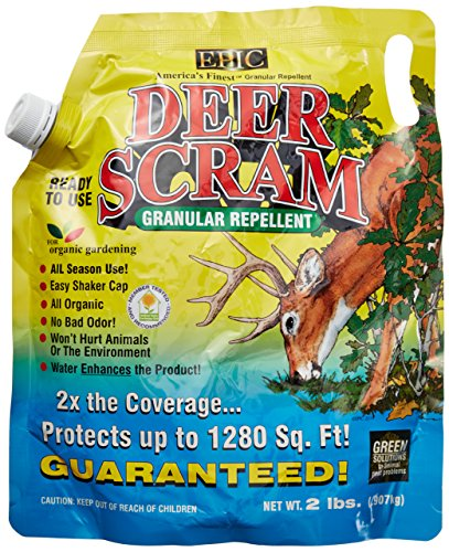 Scram Repellent Rabbit (Enviro Pro Epic Deer Scram Granular Repellent, 2 lb)