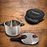 NuWave PIC Titanium Is Now Available In A Mega Bundle With The Hugely Popular NuWave Pressure Cooker