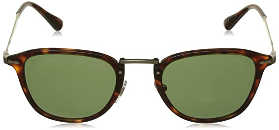 1ba798272f Amazon.com  Persol PO3165S 24 31 Havana PO3165S Round Sunglasses Lens  Category 3 Size 50mm  Persol  Clothing