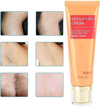 Crema depilatoria resultados