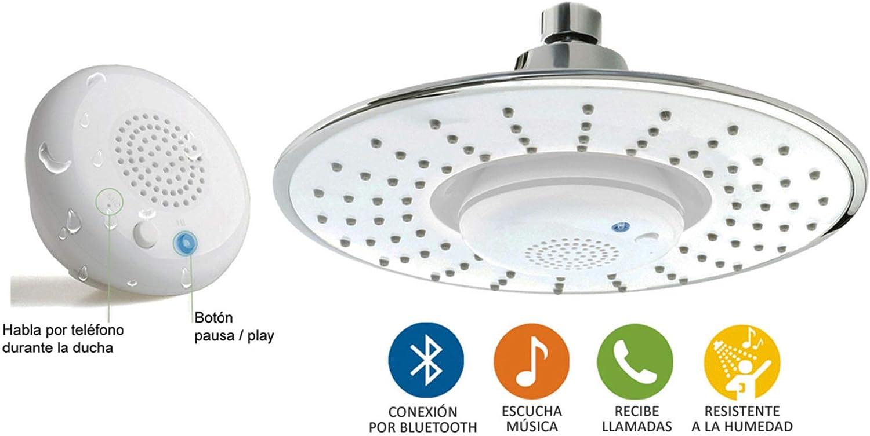 Kibath 440221 Columna extralarga termostática MAR Bluetooth para ...