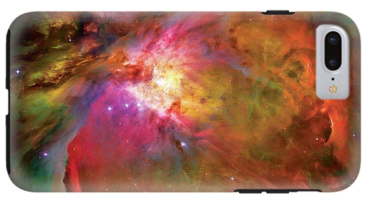 iPhone 8 Plus Case ''Into The Orion Nebula'' by Pixels by Pixels
