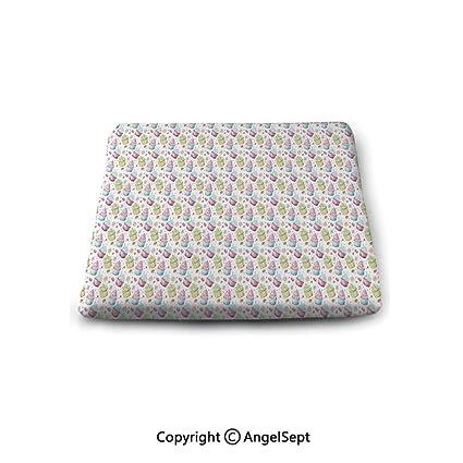Amazon.com: Oobon - Cojín para silla impermeable ...