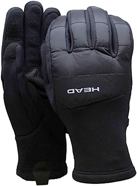 Touchscreen Compatable NWT Men/'s Head Hybrid Gloves Warmth