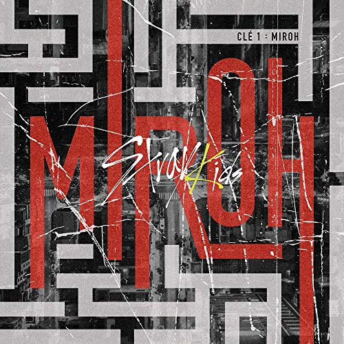 : MIROH [Standard-Clé 1 ver.] 1CD+Photobook+3QR Photocard+Pre-Order Benefit+Folded Poster+Double Side Extra Photocards Set ()