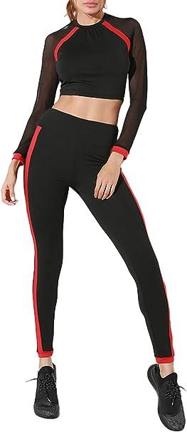 Amazon.com: Enidmil, conjunto de 2 piezas de pantalones ...