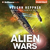 Alien Wars: A Fenris Novel, Book 3 | Vaughn Heppner