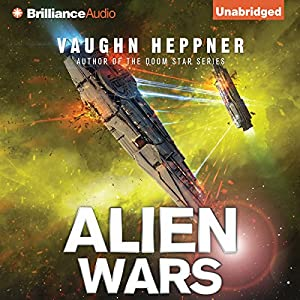 Alien Wars Audiobook