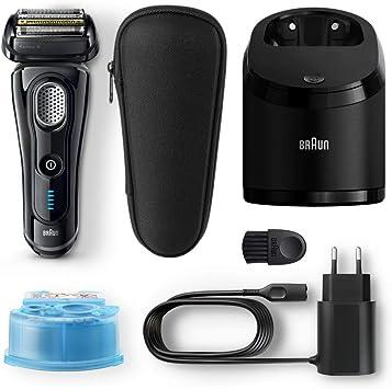 Braun 161743 Series 9-9250 cc - Afeitadora: Amazon.es: Salud y ...