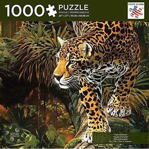 Andrews + Blaine Ltd High Intensity - 1,000 Pc Puzzle