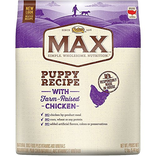 Nutro Max Chicken Rice Puppy product image