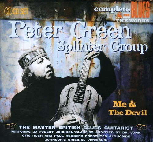 CD : Peter Green - Me and The Devil (United Kingdom - Import, 3 Disc)