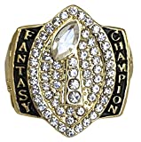 Undisputed Belts Fantasy Football Championship Ring Prize 4.0 (11, 1)