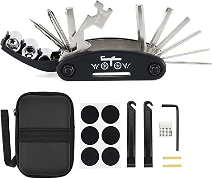 19 In 1 Multi-functional Tool Bicycle Bike Hex Key Screwdriver Repairing Tool