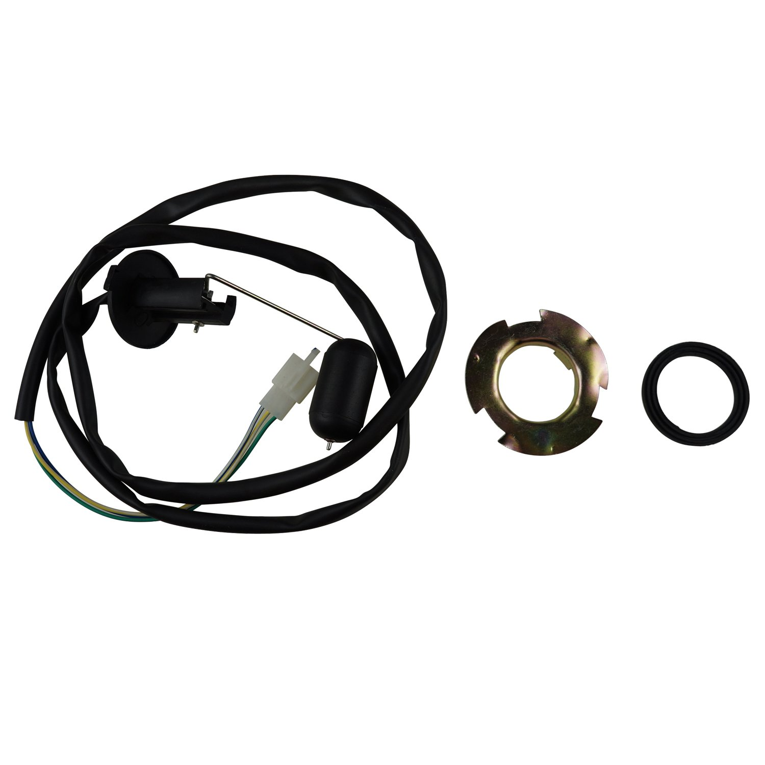 Mega Brands New Long Wire Fuel Tank Sensor in Tank Float for 49cc 50cc 150cc GY6 Engine Scooter Moped Trike