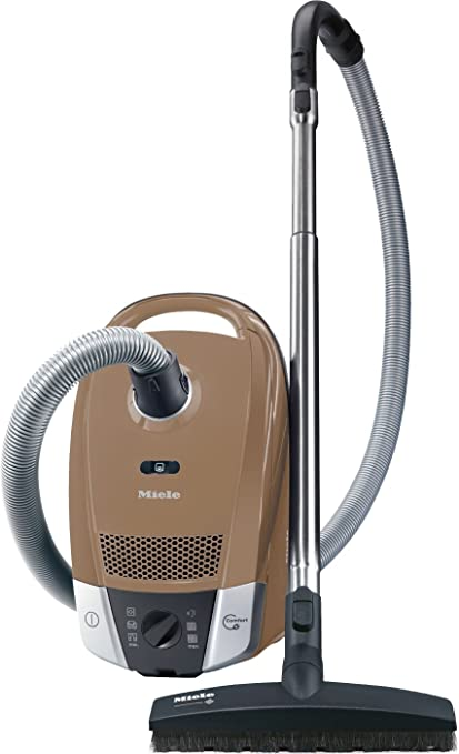 Miele S6 Compact Parquet Aspirateur avec Sac Noisette 2000 W