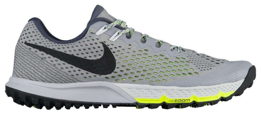 [ナイキ] Nike Zoom Terra Kiger 4 - メンズ ランニング [並行輸入品] B071GL1372 US06.0 Stealth/Black/Dark Grey/Volt
