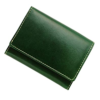 426a3fdb184e Amazon | 極小財布 トスカーナレザー ベーシック型小銭入れ BECKER 日本 ...