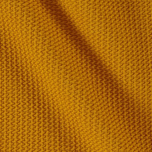 Telio Paola Pique Knit Mustard Fabric By The Yard - Pique Knit Fabric