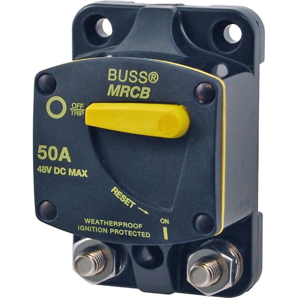 Blue Sea Systems Series Thermal Circuit Breaker (50Amp - 7139)
