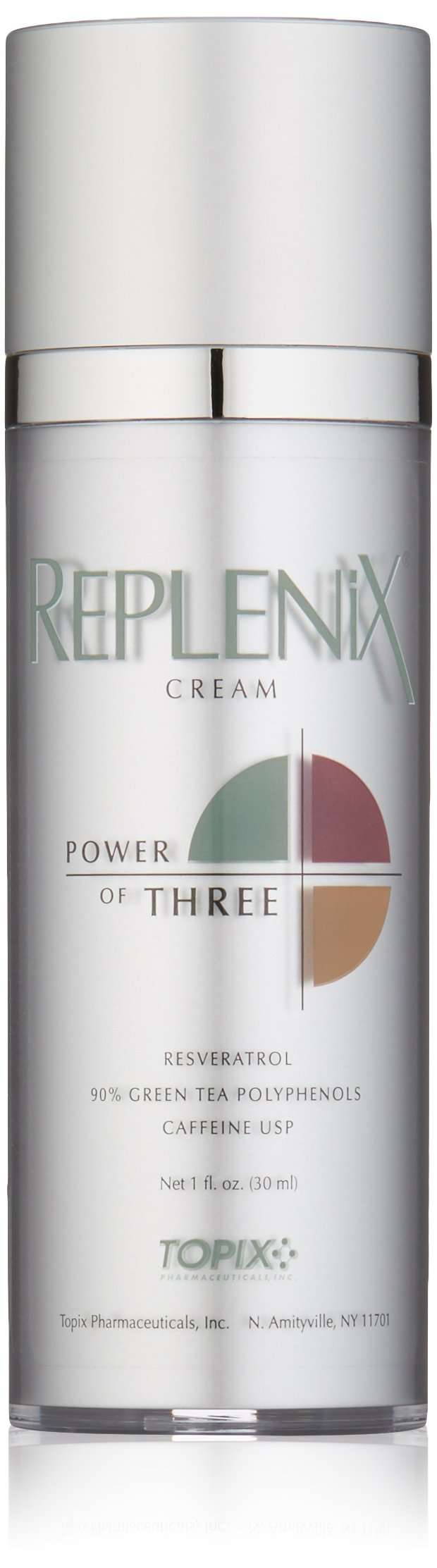 Replenix Power of Three Antioxidant Formula with Resveratrol by Replenix
