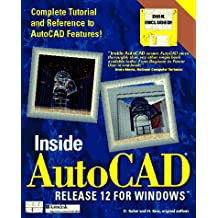 Inside Autocad Release 12 for Windows/Book and Disk