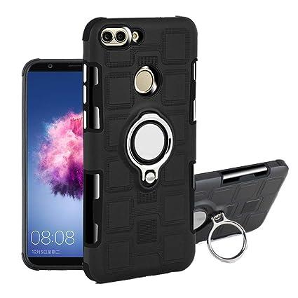 Amazon.com: FUNDA PARA Huawei P Smart FIG-LX1 / FIG-L21 FIG ...