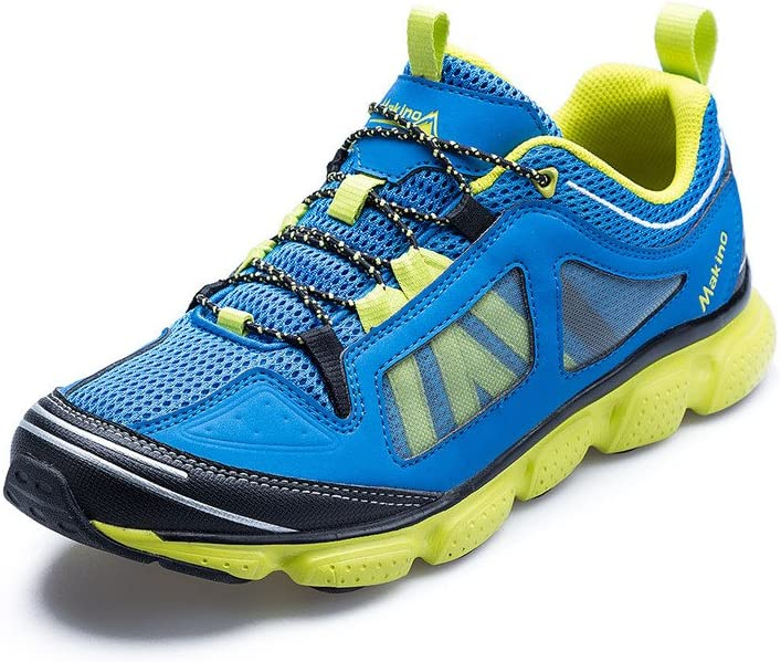Makino Men's Outdoor Running Shoes Blue