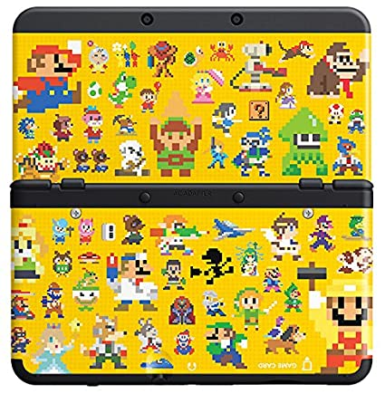 Amazon.com: New Nintendo 3DS Coverplate 027 - Animal ...