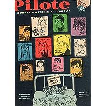 Pilote hebdomadaire n° 328 - 03/02/1966 - couverture Cabu (Musico Pilote)