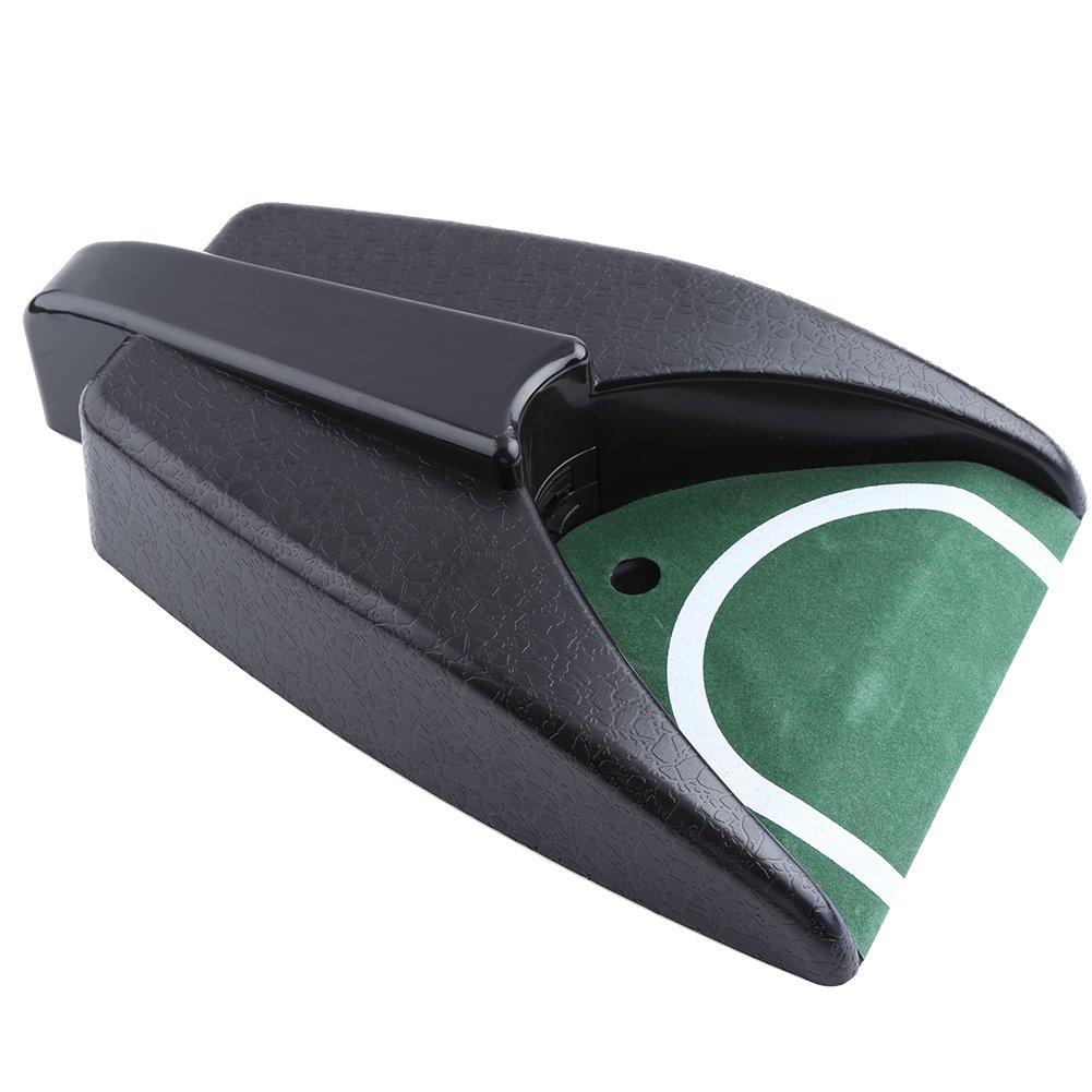 自動Putt ReturnマシントレーニングゴルフボールKick Back Return Putting Cupデバイスゴルフ自動戻りシステムforゴルフ練習屋内屋外Yard Office   B0742BRJ5L