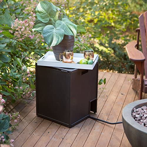 Red Ember Propane Tank Hideaway Table – 66762