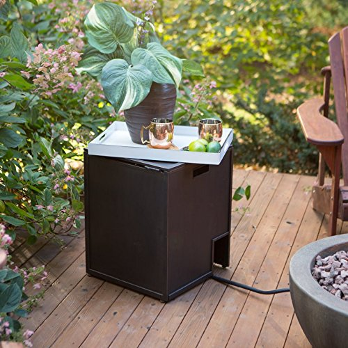 Red Ember Propane Tank Hideaway Table - 66762 by Red Ember