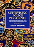img - for Supervising Police Personnel, Fifth Edition book / textbook / text book