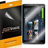 (3 Pack) Supershieldz for Nvidia Shield Tablet and Nvidia Shield Tablet K1 Screen Protector, High Definition Clear…