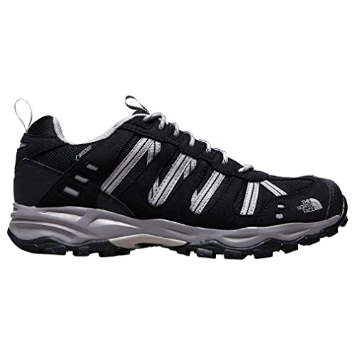 b4e0a4f6f0e26 THE NORTH FACE Sakura GTX Men's Walking Shoes, Black, UK12: Amazon ...