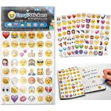 oregon building code book - 19pcs Die Cut Design Pack Emoji Stickers for Shell Paper Notes Notebooks