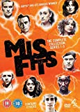 Misfits Complete Channel 4 TV Series All 37 Episodes (12 Disc) DVD Box Set Collection Series 1, 2, 3, 4, 5 + Extras...