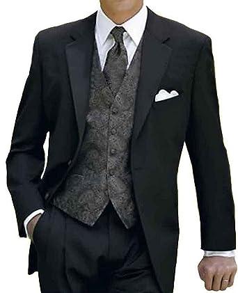 George Bride 009 - Traje de 5 piezas para hombre, chaqueta de ...