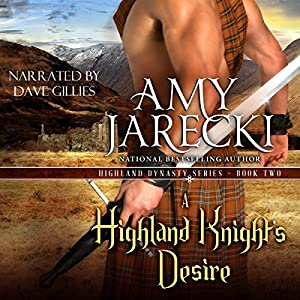 A Highland Knight's Desire Audiobook
