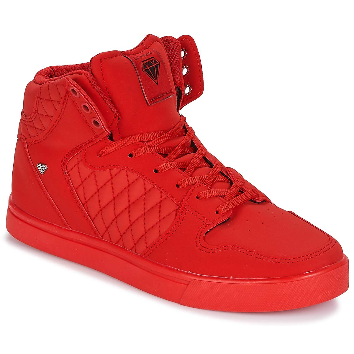 Cash Money CMS13 JAILOR Turnschuhe Herren Rot Turnschuhe High
