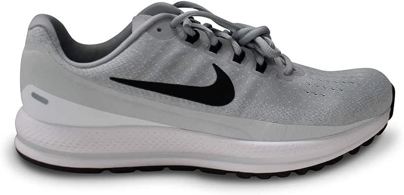 Nike Air Zoom Vomero 12 - Zapatillas de correr para hombre, color Plateado, talla 42 EU: Amazon.es: Zapatos y complementos