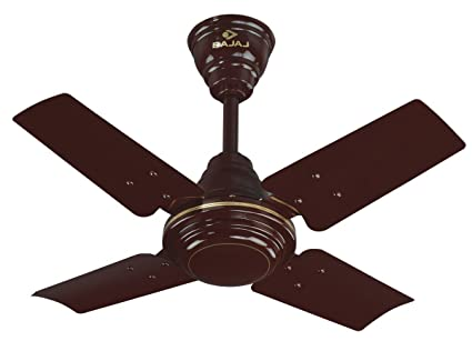 Bajaj Maxima 600 mm Ceiling Fan (Brown)