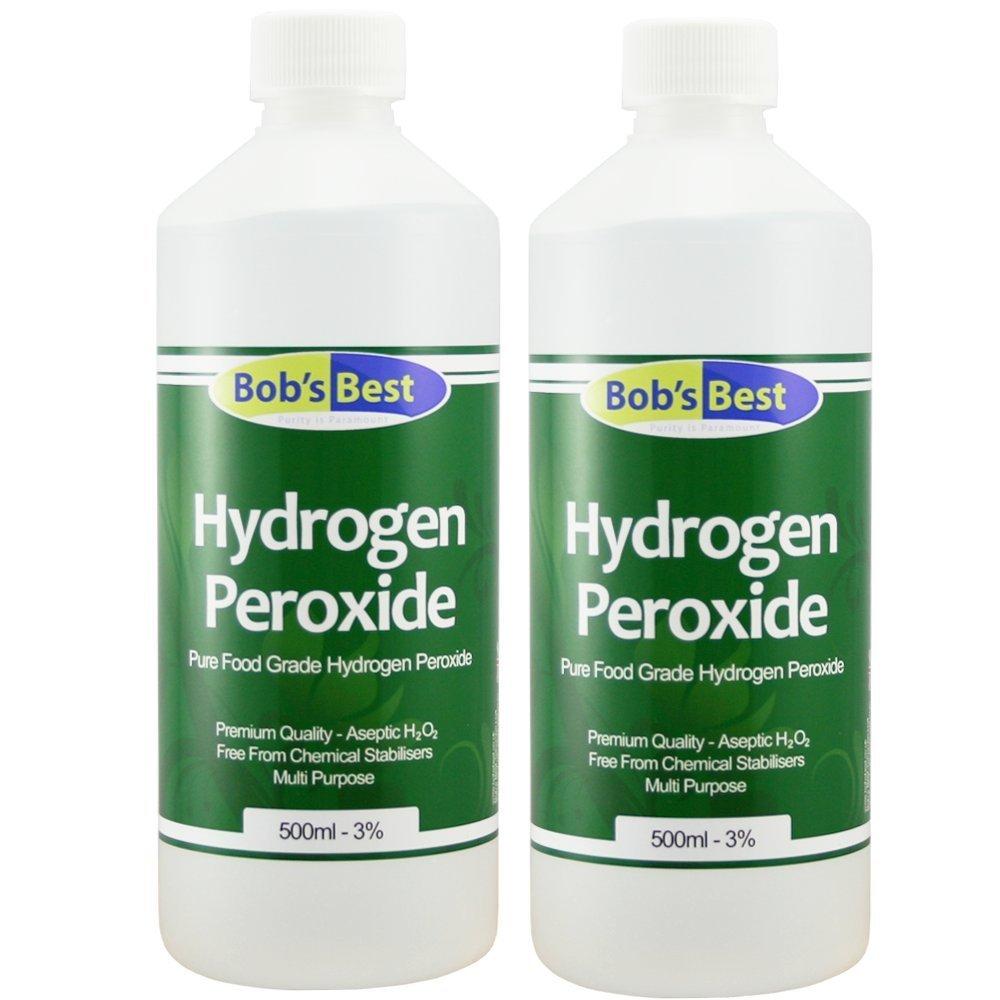 hydrogen peroxide boots