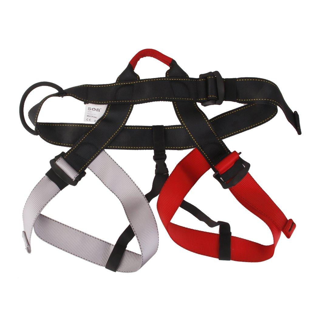 La Mitad Del Cuerpo Arnés De Seguridad Cinturones Abdominales ...
