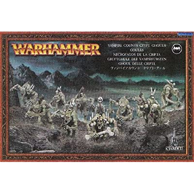 "Games Workshop 99120207032"" Flesh-Eater Courts Crypt Ghouls: Toys & Games"