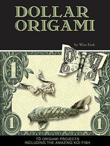 Origami Dollar Bill Folding - 2