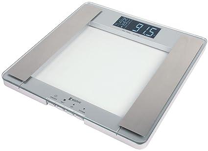 Profesional Báscula personas (+ BMI de y Bmr Calculadora + grasa corporal Cuerpo muscular y