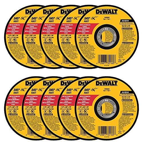 DEWALT DW8062 4-1/2